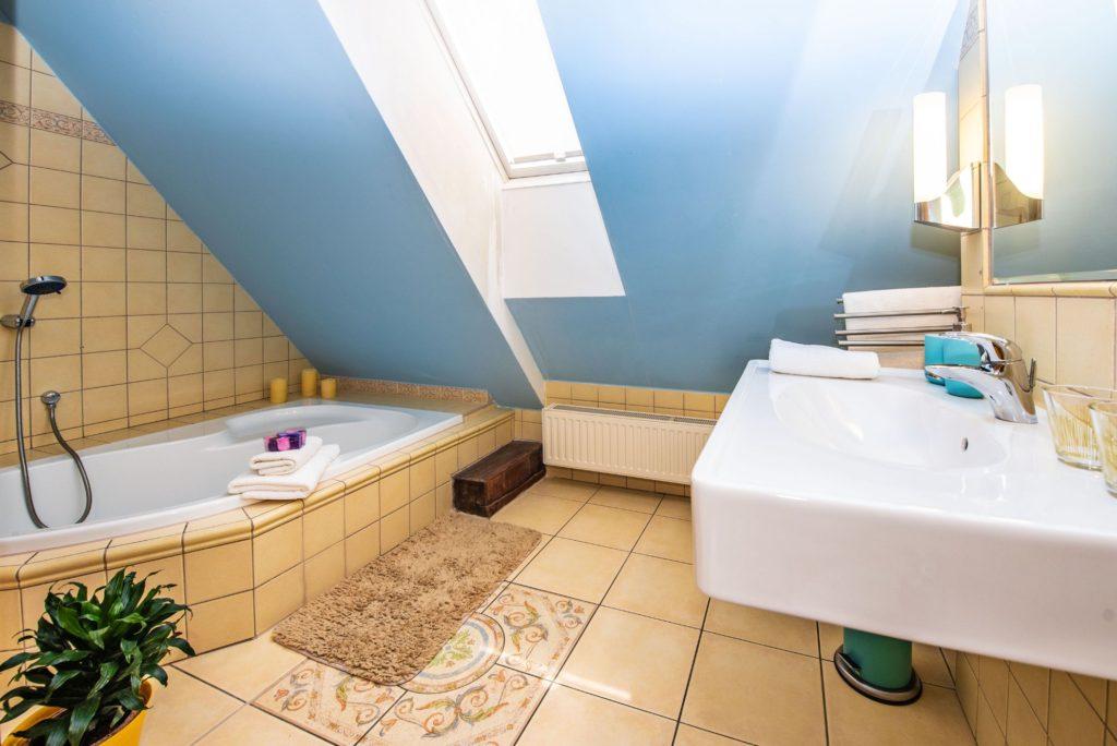 Ubytování U Bílé Paní Český Krumlov apartmán