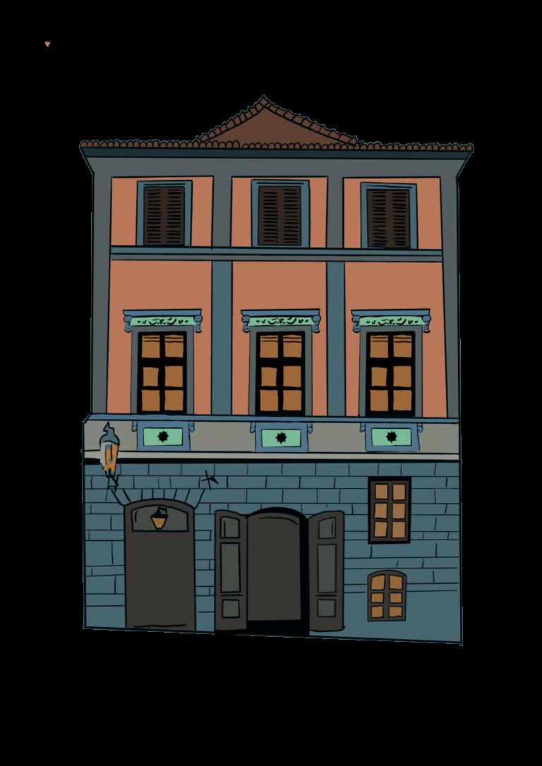 Ubytování U Bílé Paní Český Krumlov Soukenická 42